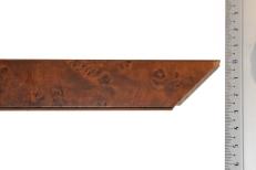 Sqaure wood frame. 30mm