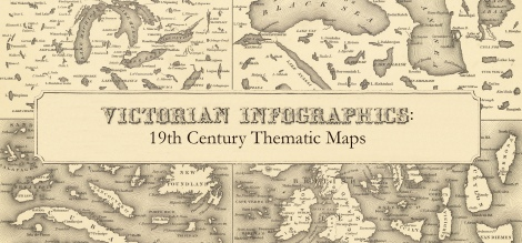 Victorian Infographic Maps