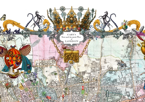 Detail of Markets Royal