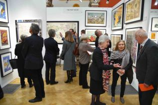 Private View: Wednesday 3rd May