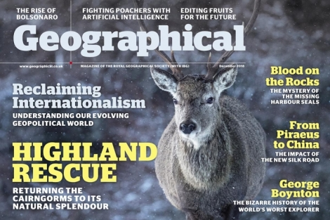 Geographical Dec 2018